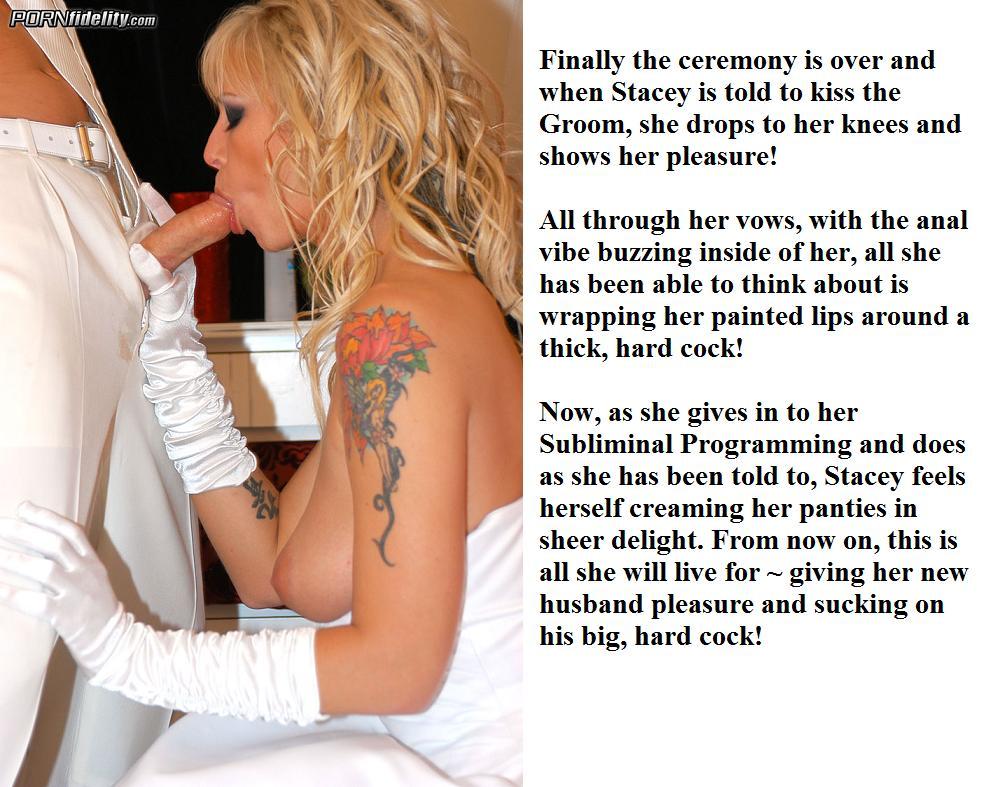 breeding sissy bride captions