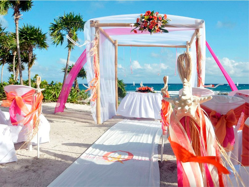 Wedding moments outdoor beach wedding decoration ideas beach wedding decoration junglespirit Images