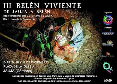 Belén Viviente de Jauja (Lucena) - Córdoba 2016