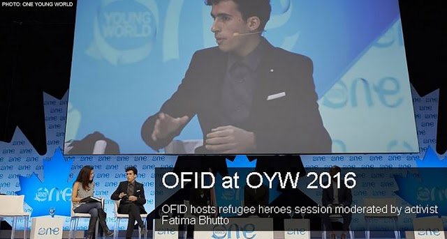 Image Attribute: Web Screen-grab - One Young World 2016 / OFID
