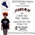 SHUTTLECOCK Music Magazine presents: A Kansas City farewell to Samurai