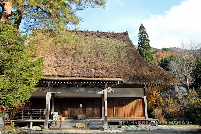 shirakawago temple