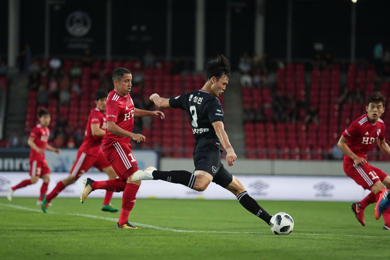 Preview: Seongnam FC vs Busan IPark K League 2