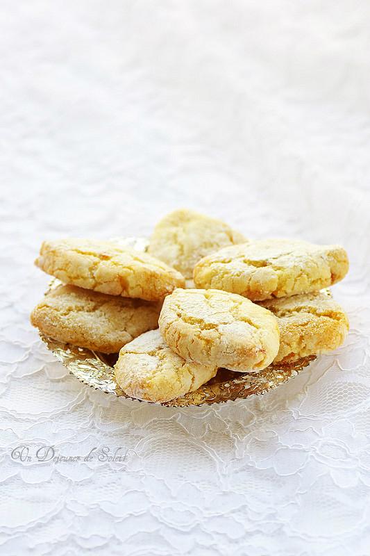 Comment cuire les biscuits : cinq astuces (températures, formes, matériel, conservation... (ricciarelli)