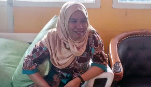 Ketua KPU Lumajang, Siti Mudawiyah