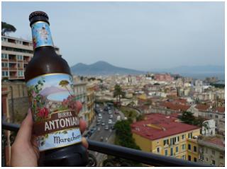 Marechiaro, la nuova Birra Antoniana dedicata a Napoli