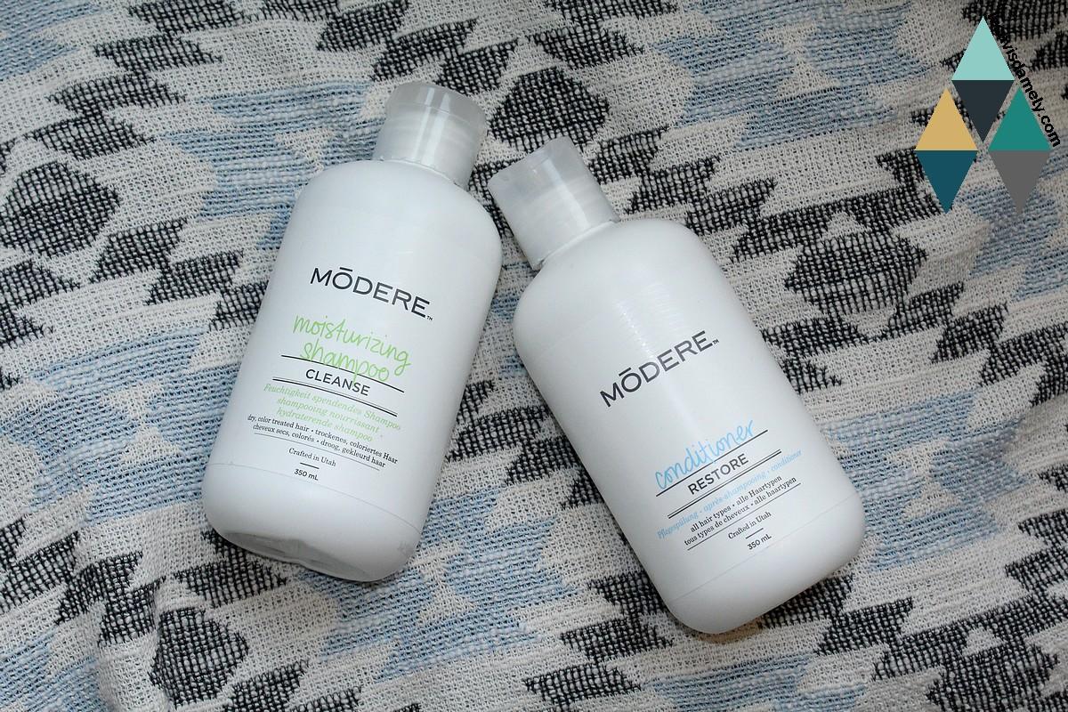 shampooing et après-shampooing cheveux secs