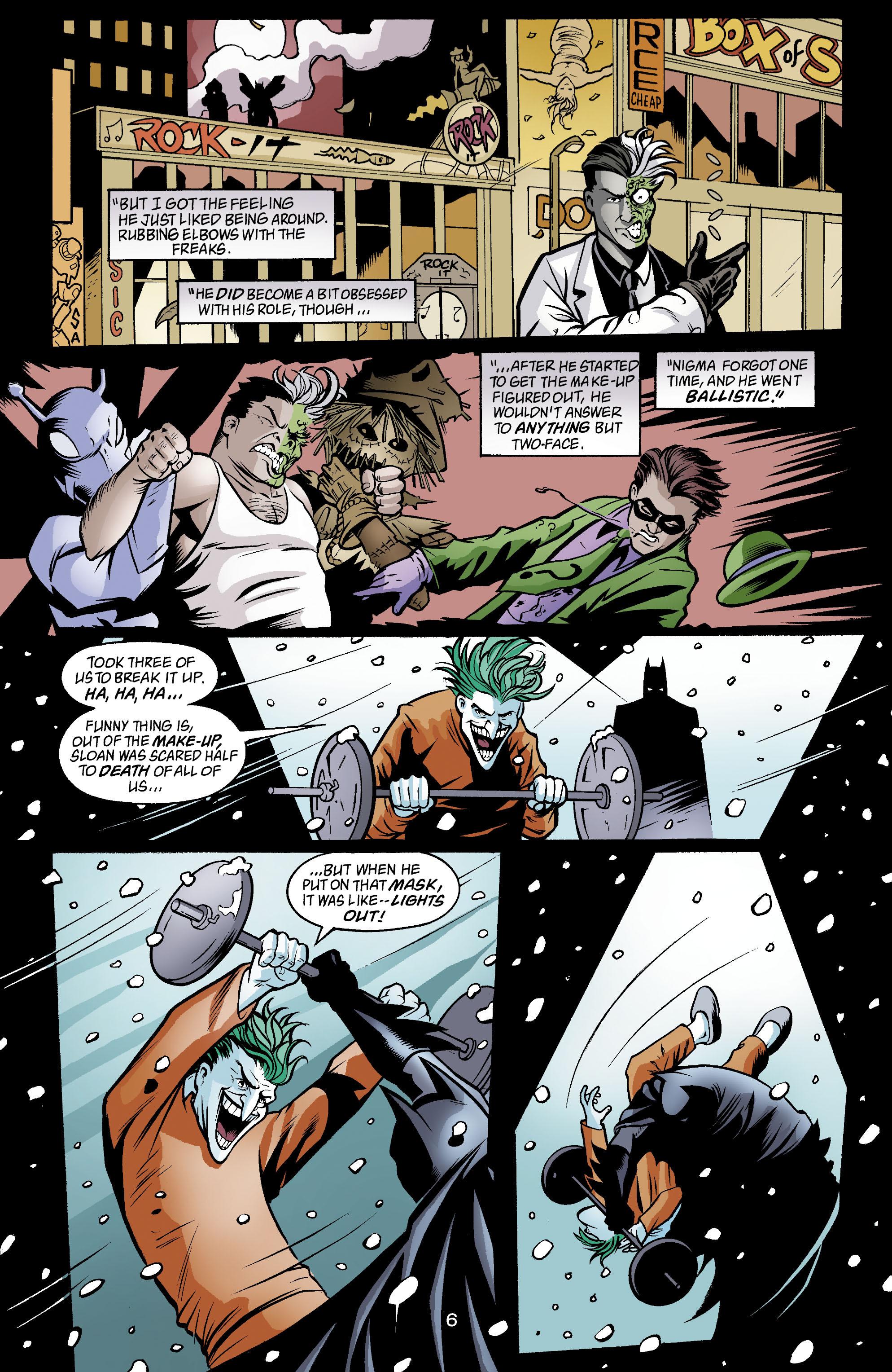 Detective Comics (1937) 781 Page 6