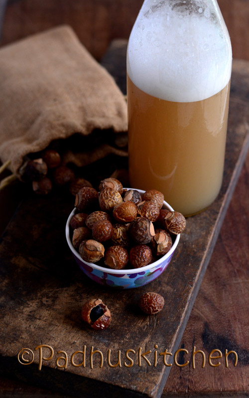 How to make soap nut liquid-Soap nuts