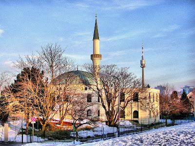 masjid vienna austria
