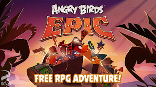 Download Angry Birds Epic V1.3.0 MOD APK