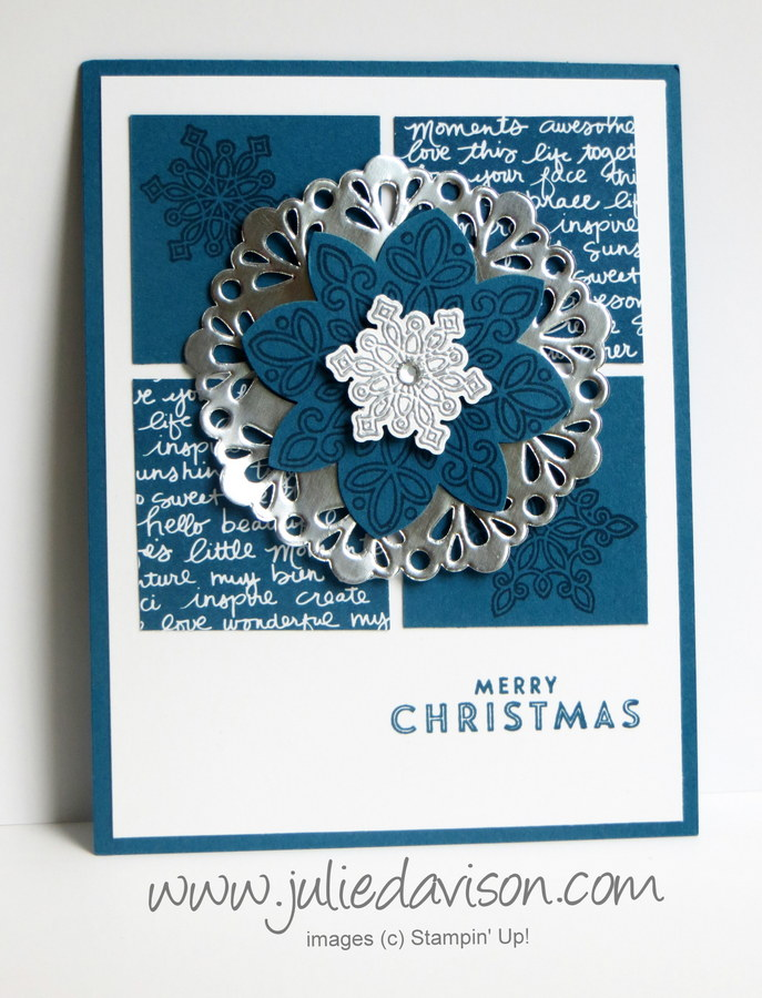 Julie\'s Stamping Spot -- Stampin\' Up! Project Ideas by Julie Davison ...