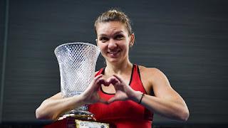 Halep defeats Siniakova  to win Shenzhen Open title
