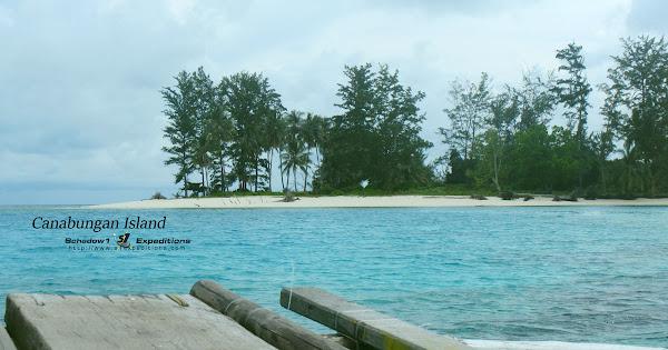 Canabungan Island Balabac - Schadow1 Expeditions