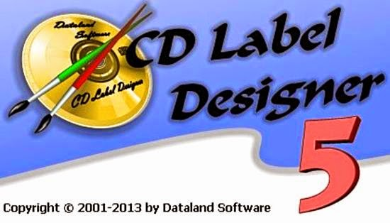 Dataland CD Label Designer 5.3.1 Build 596 Portable