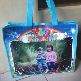 souvenir tas ulang tahun anak di jakarta