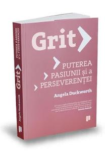 Grit -carte de dezvoltare profesionala