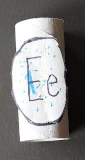 Toilet Paper Roll Alphabet Crafts