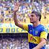 El jugador más ganador de la historia de Boca en Casares