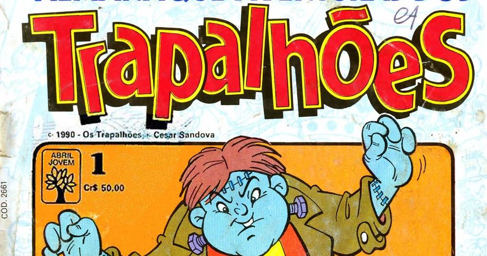 Revolução dos Quadrinhos: Almanaque Aventuras dos