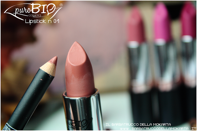 lipstickn 02  opinioni rossetti purobio , lipstick, vegan makeup, bio makeup