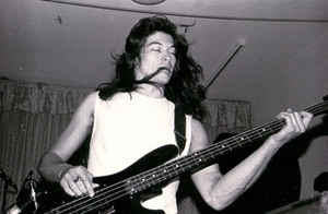 Black Flag bassist Cel Revuelta