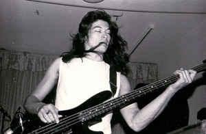 Black Flag bassist Cel Revuelta