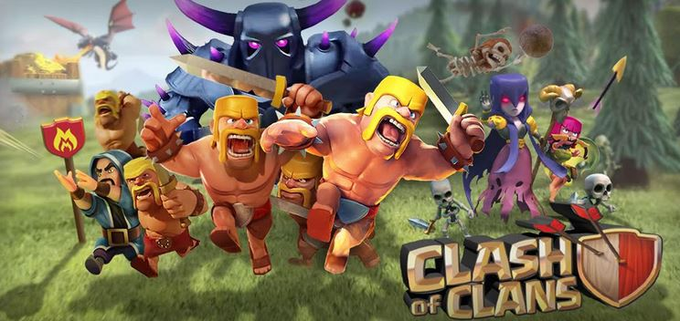 Review dan Download Clash of Clans