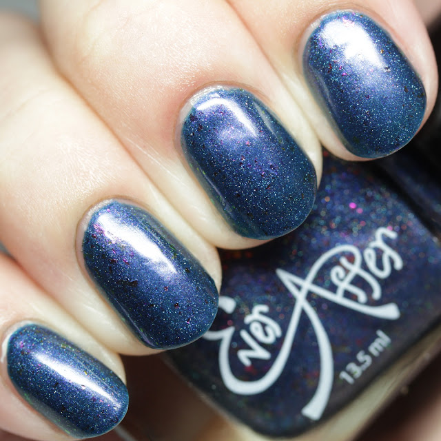 Ever After Polish Raven
