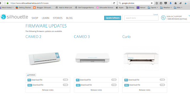 silhouette cameo 3 help, silhoeutte cameo, silhouette cameo 3 problems, silhouette cameo 3 firmware, silhouette cameo 3 getting started