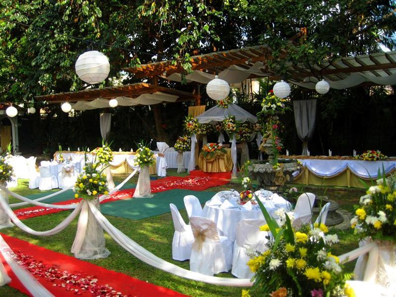 Casa Español Wedding Venue In Quezon City