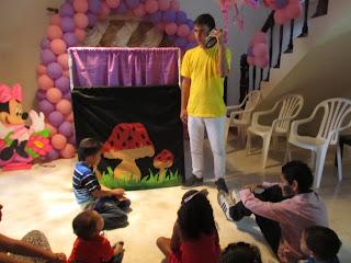 SHOW DE TITERES PARA FIESTAS INFANTILES MEDELLIN