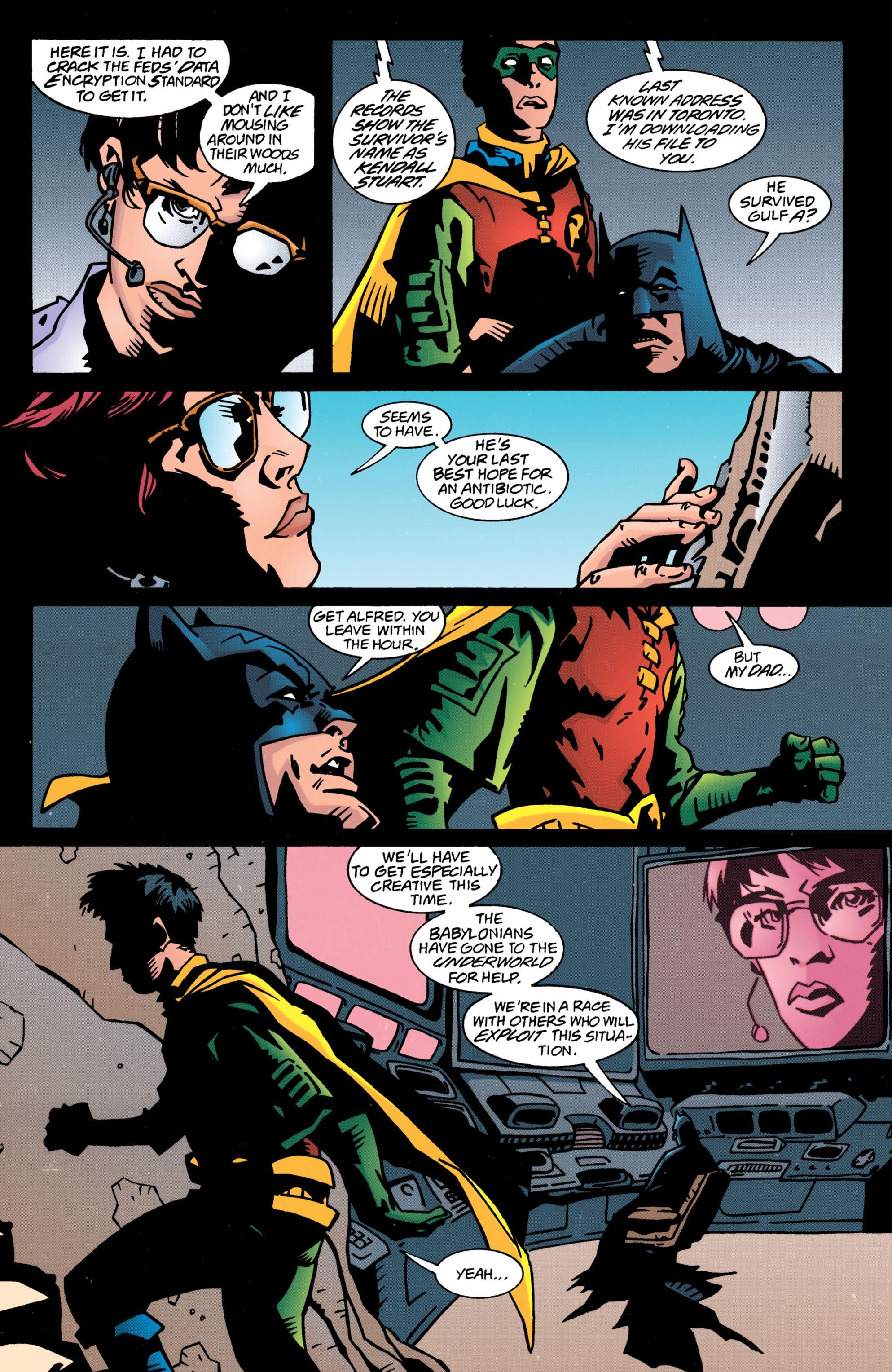 Detective Comics (1937) 695 Page 18