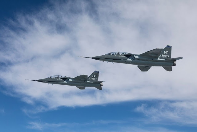 SAAB expects orders Boeing T-X