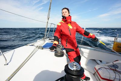 Route du Rhum - Morgane Ursault Poupon embarque Fleury Michon Bio