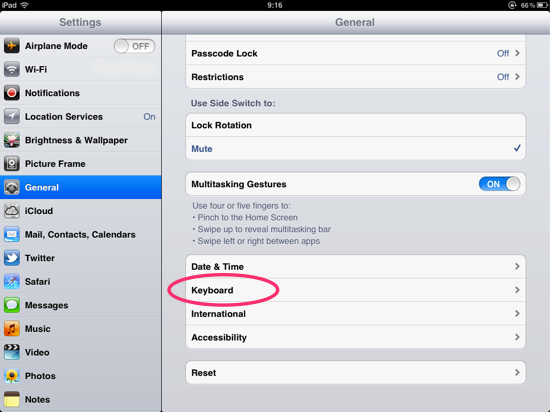 Display BlackBerry Autotext In iPhone Or iPad