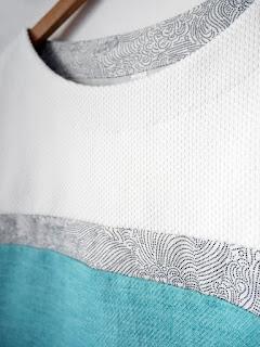 créatrice créateur vetements ékicé tee shirt mint tissu japonais japonisant slowmade