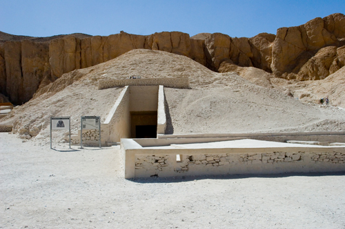 King Tut Tomb Dagger Meteorite