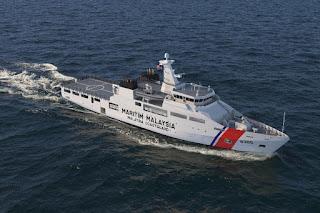 Malaysia Coast Guard