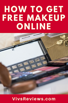 How to get free cosmetics to review