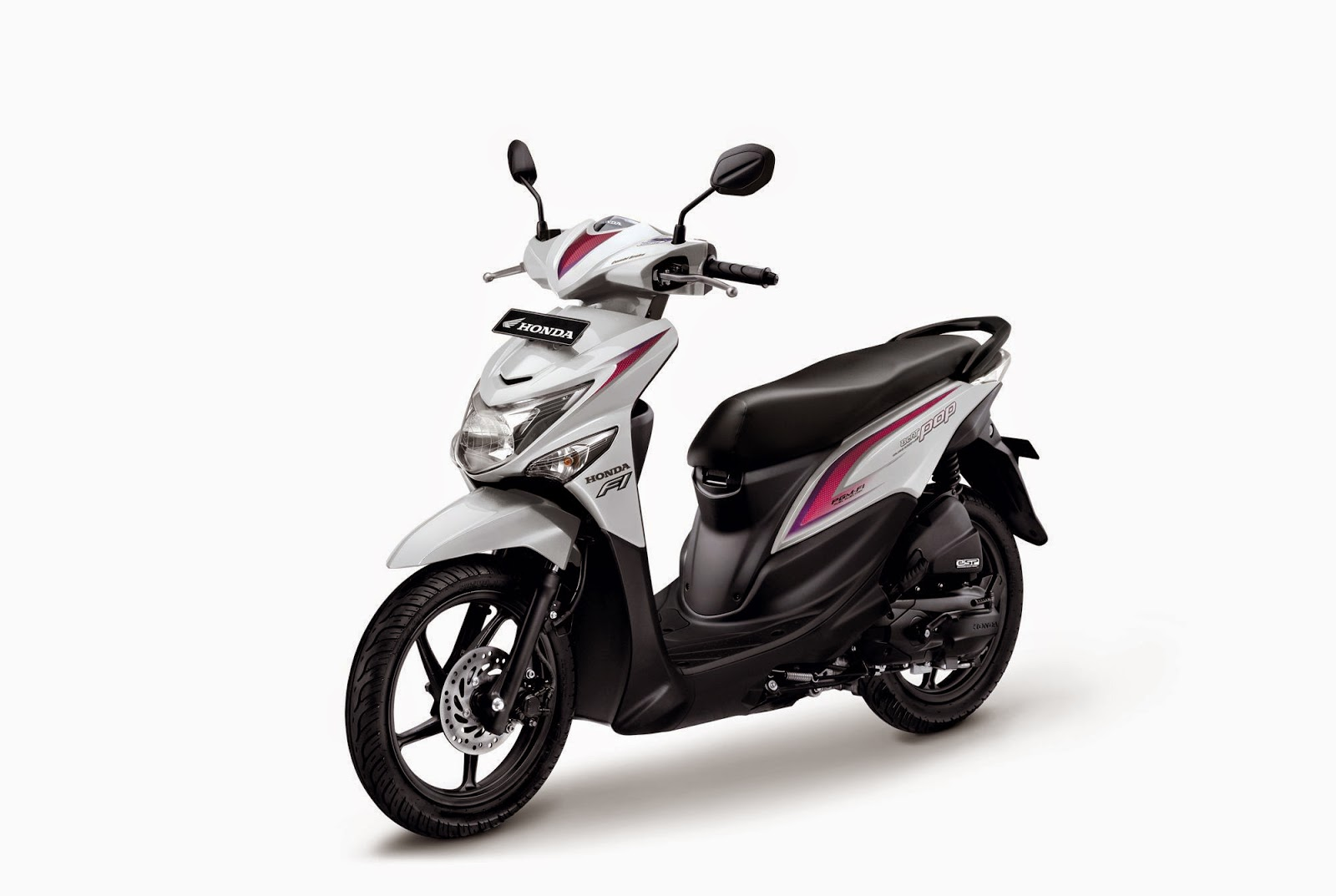 Motor Honda BeAT TerbaruUlasan All New Honda BeAT POP ESP