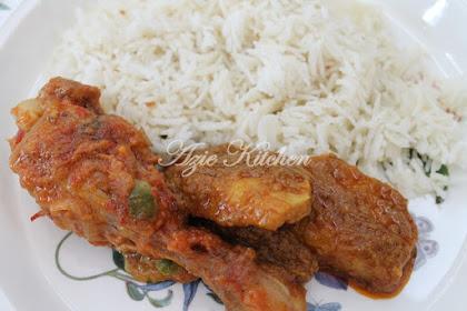Resepi Nasi Minyak Kuning