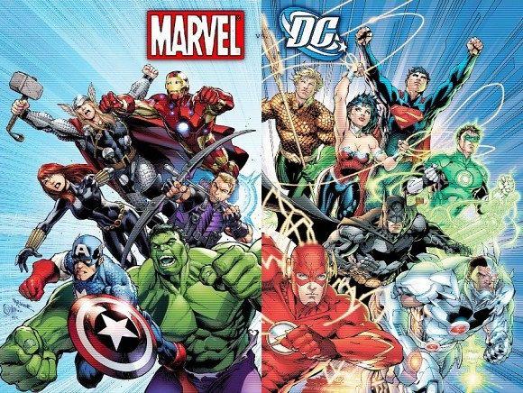 Filem Superhero Terbaik 2017