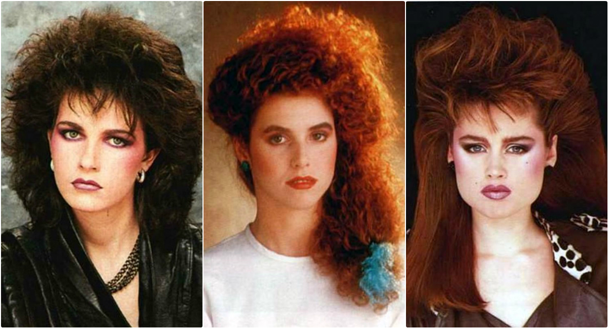 22 Cool Pics That Defined Big Hairstyles Of Women In The