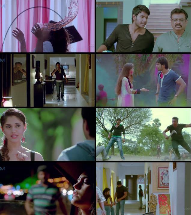 Issaq 2016 Hindi Dubbed 480p HDRip