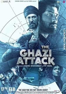 The Ghazi Attack Budget, Screens & Day Wise Box Office Collection