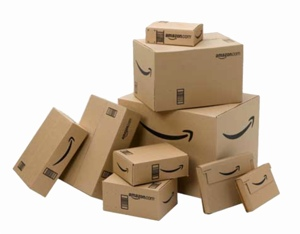 Amazon shipping items