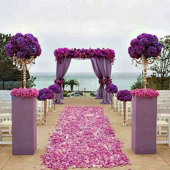11 Unique Wedding Entrance Decoration Ideas For Your