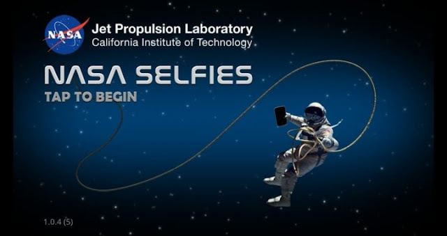 NASA SELFIES