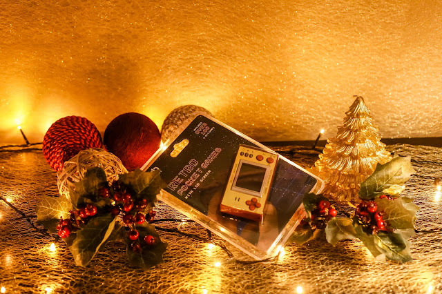 Retro pocket games. Christmas Gift Guide 2017 - Mandy Charlton's biggest ever Christmas gift guide. The only gift guide you'll need to find presents and gift ideas for the people you love this holiday season
